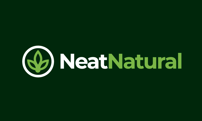 Neatnatural - Health company name for sale