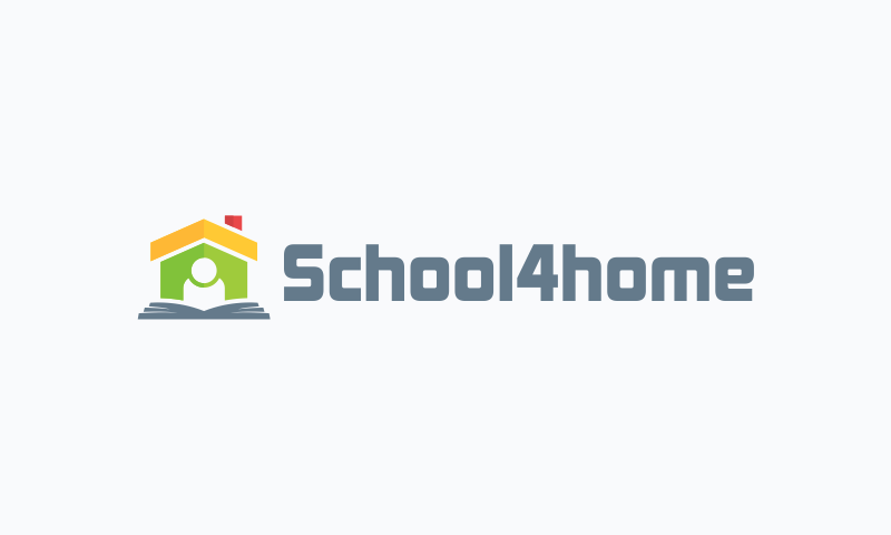 School4home - E-learning startup name for sale