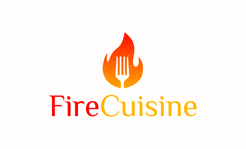 Firecuisine - Food and drink domain name for sale