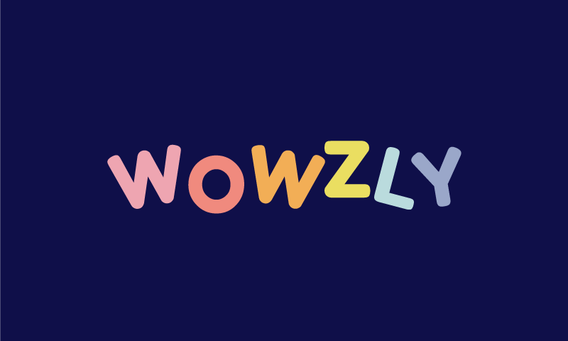 Wowzly - Modern business name for sale