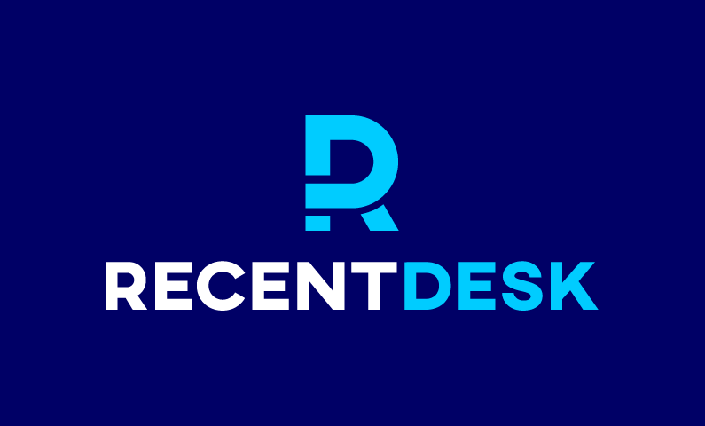 Recentdesk - E-learning business name for sale