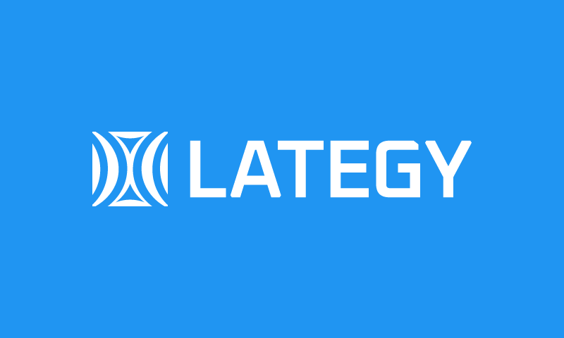 Lategy - E-learning product name for sale