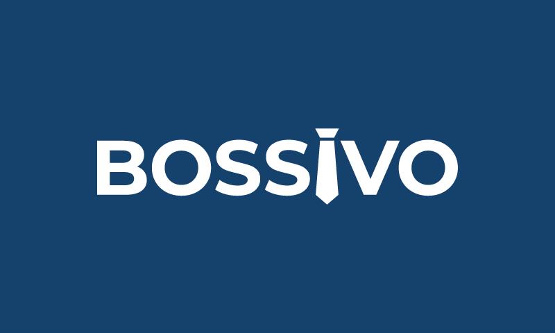 Bossivo - HR company name for sale