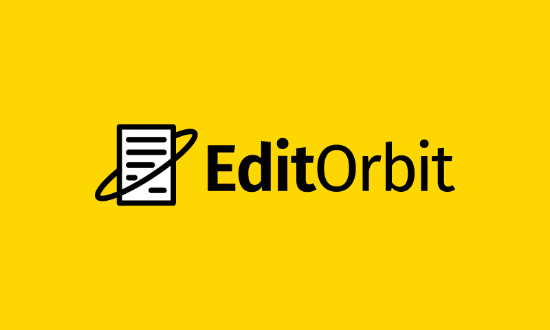 Editorbit - Writing brand name for sale