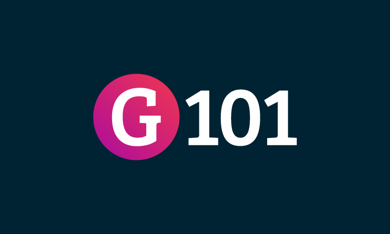 G101 logo