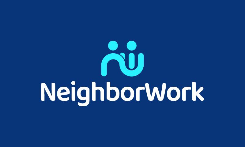 Neighborwork - Outsourcing domain name for sale