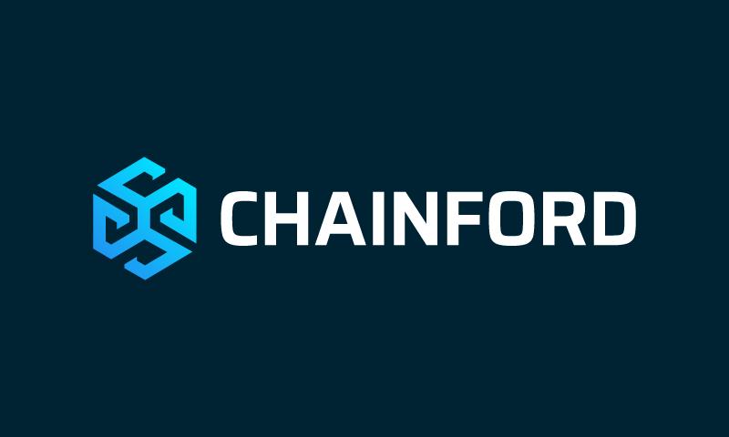 Chainford logo
