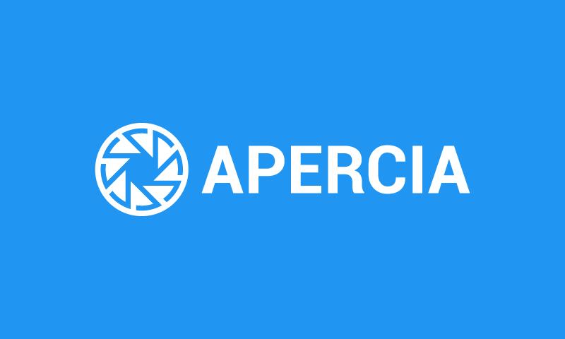 Apercia - Media brand name for sale