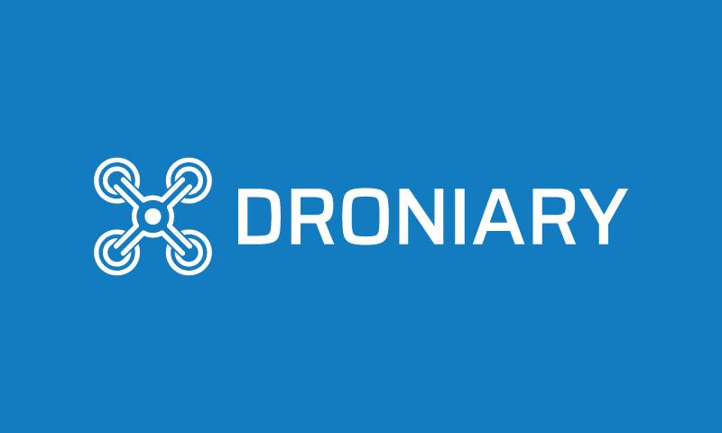 droniary logo