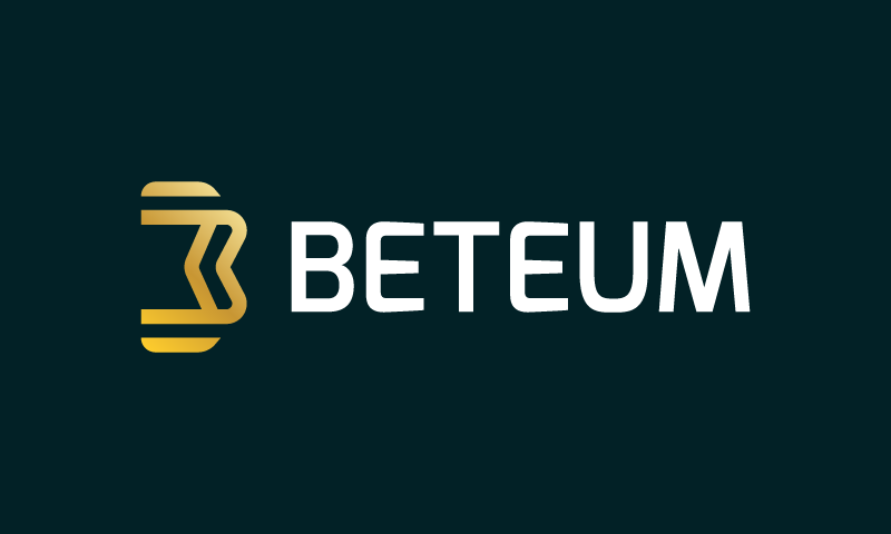 Beteum - Betting brand name for sale