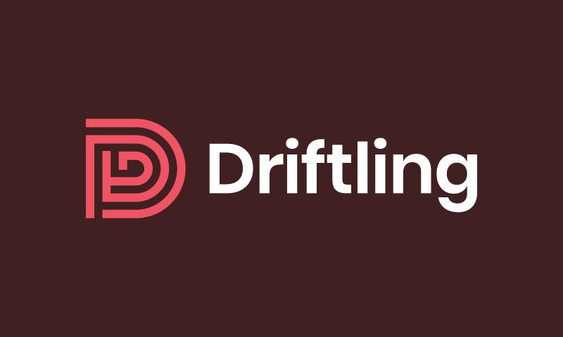 Driftling - Business domain name for sale
