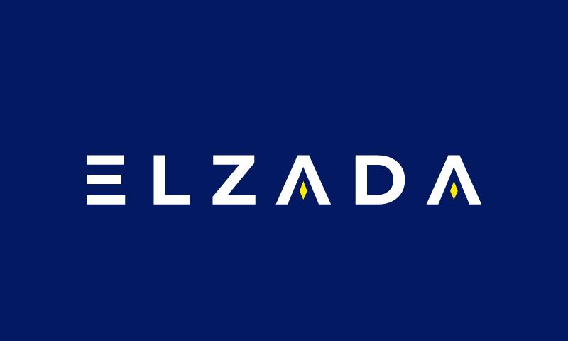 Elzada - Real estate business name for sale