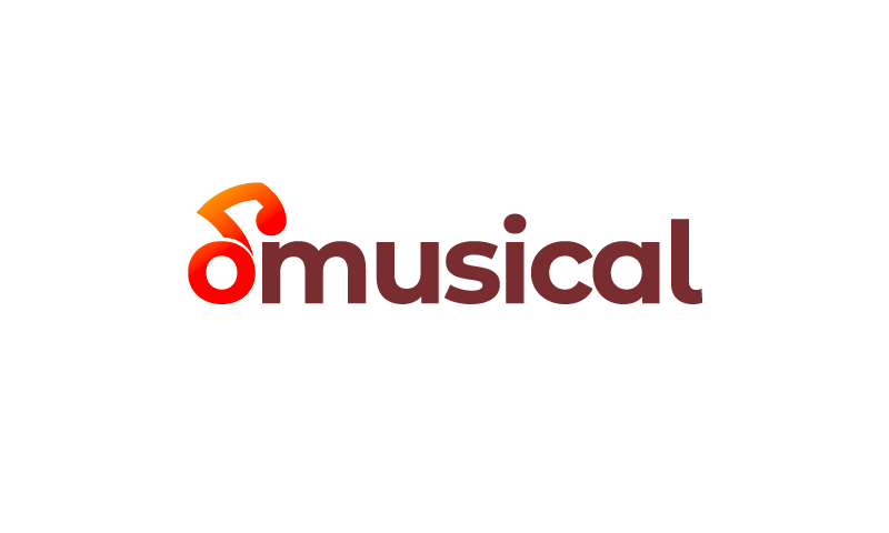 Omusical - Retail brand name for sale
