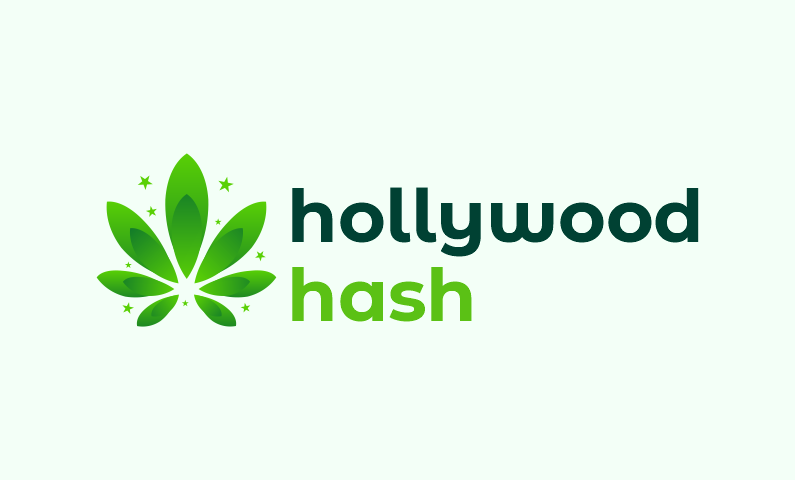 Hollywoodhash - Cannabis startup name for sale