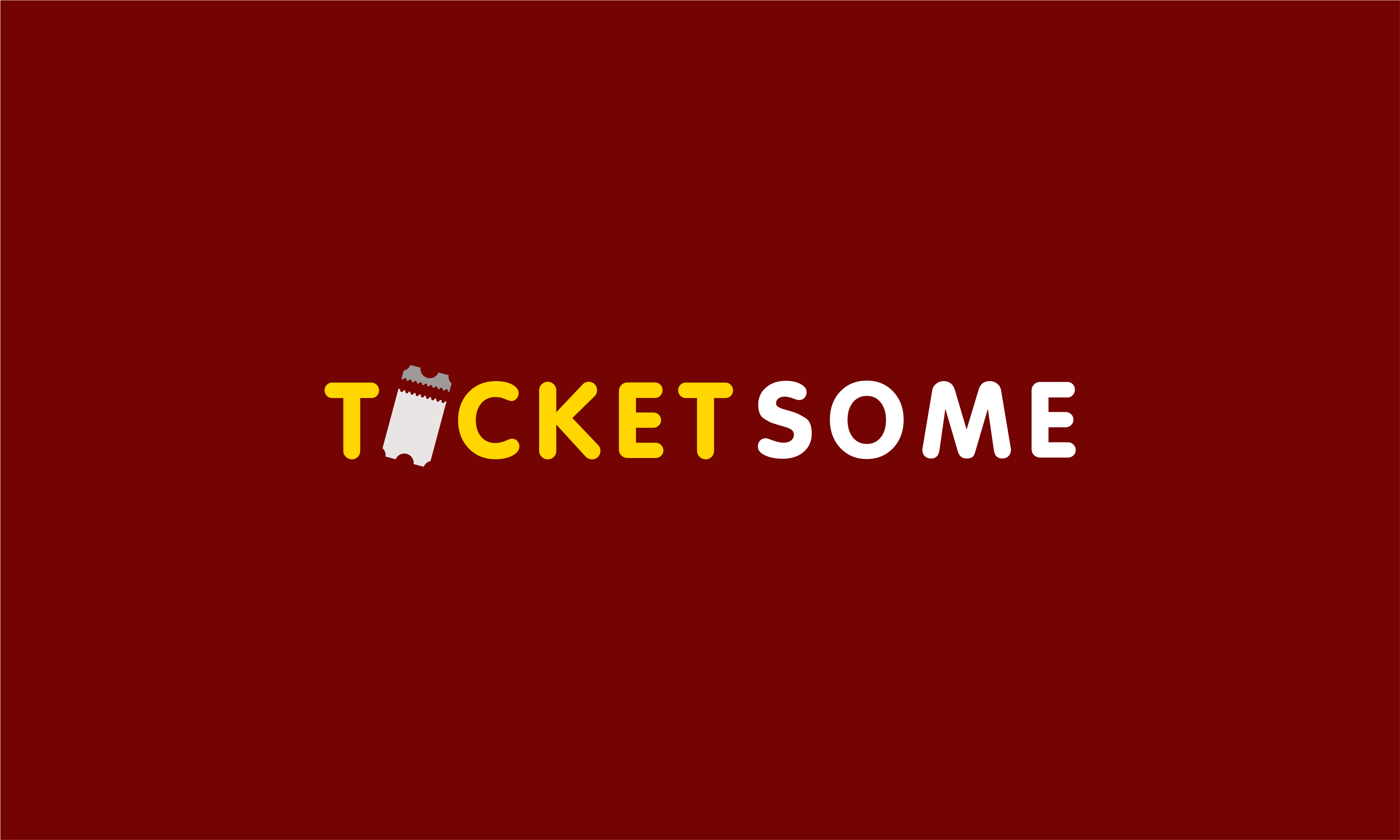 Ticketsome - Events business name for sale