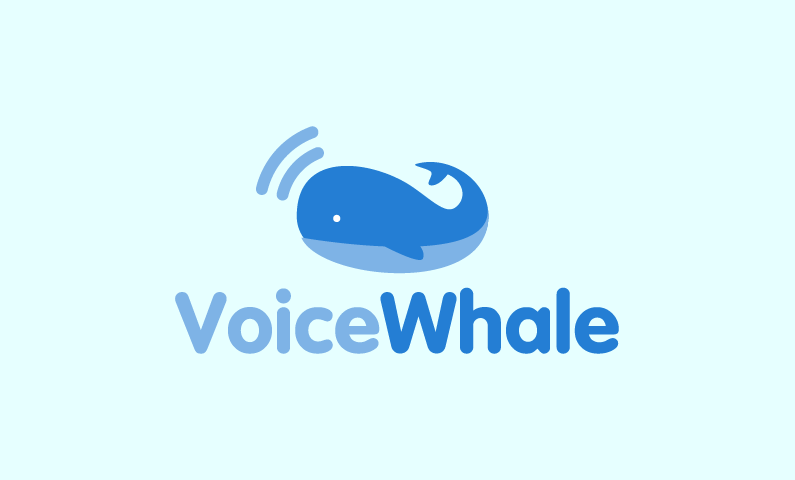 Voicewhale - Business brand name for sale