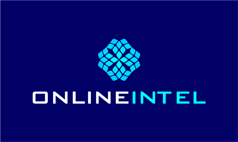 Onlineintel - Analytics company name for sale