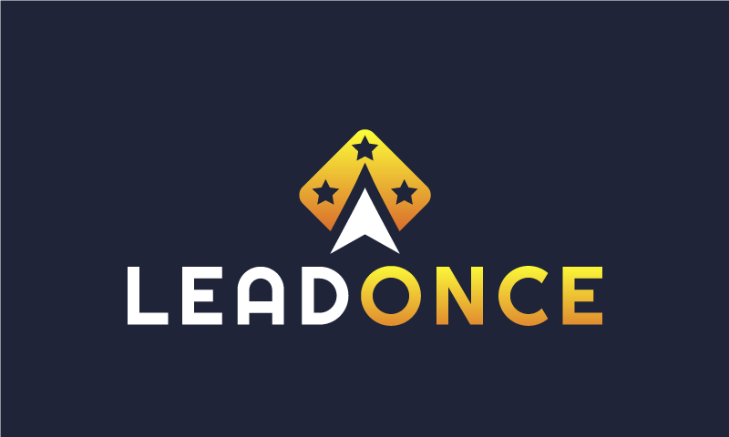 Leadonce - Marketing brand name for sale
