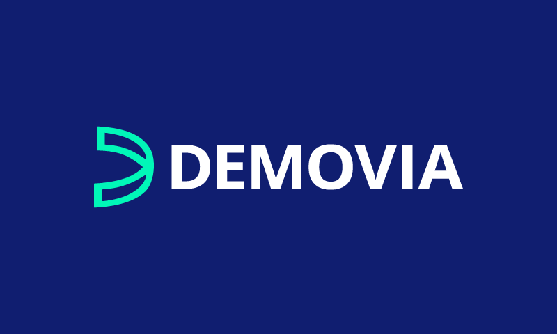 Demovia - Business company name for sale