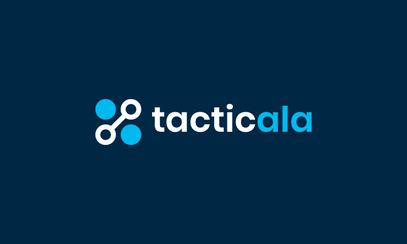 Tacticala - Video games business name for sale