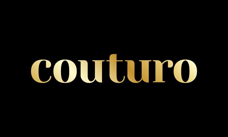 Couturo - Fashion brand name for sale