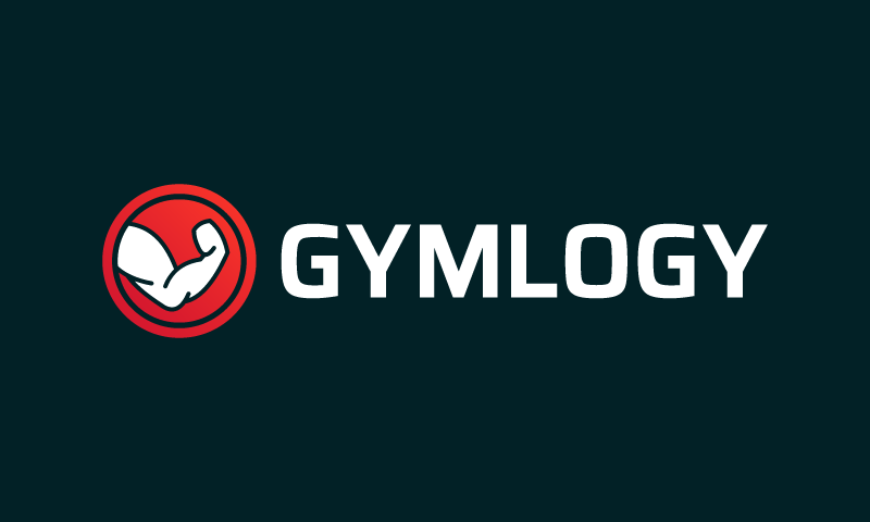 Gymlogy - Fitness startup name for sale