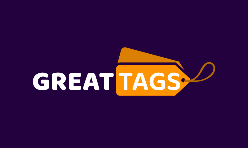 Greattags - Accessories startup name for sale