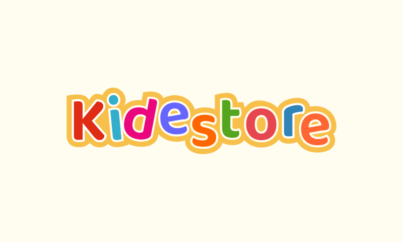 Kidestore - E-commerce product name for sale