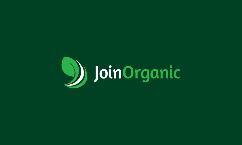 Joinorganic