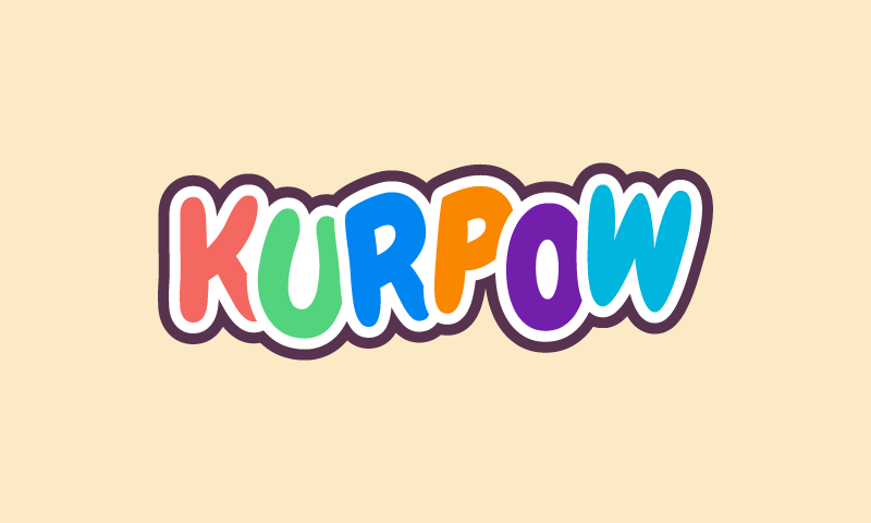 Kurpow - E-commerce brand name for sale
