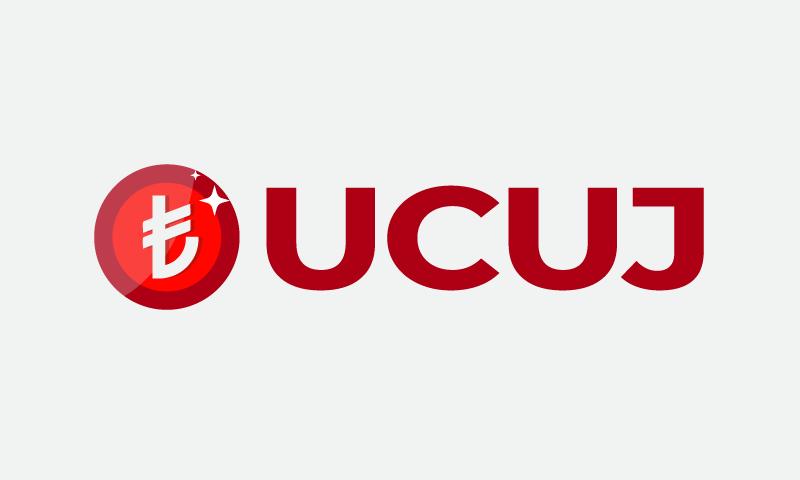 Ucuj - Technology startup name for sale