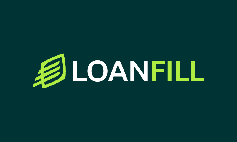 Loanfill - Banking domain name for sale