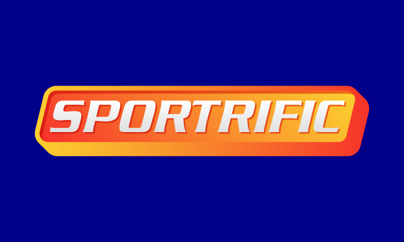 Sportrific - Sports brand name for sale
