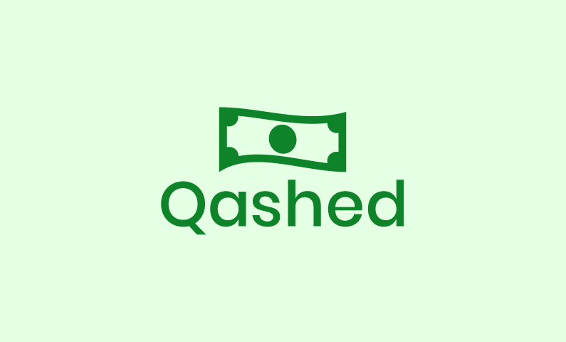 Qashed - Loans startup name for sale