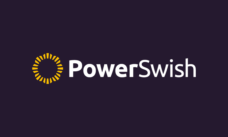 Powerswish - Energy company name for sale