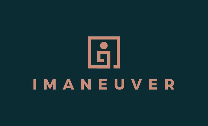 Imaneuver - Technology domain name for sale