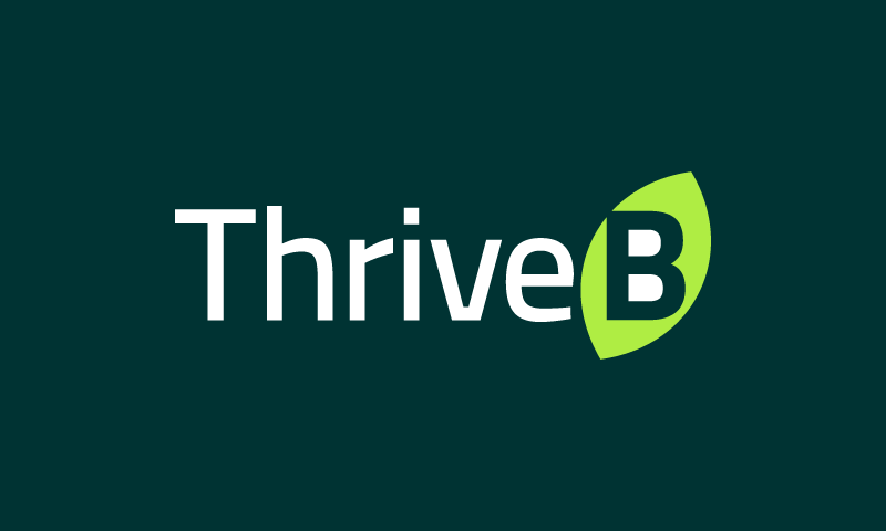 Thriveb - Consulting business name for sale