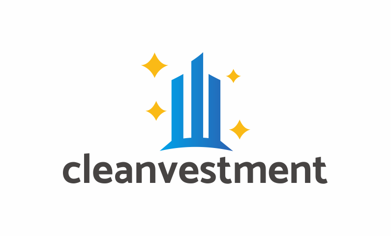 Cleanvestment - Investment domain name for sale