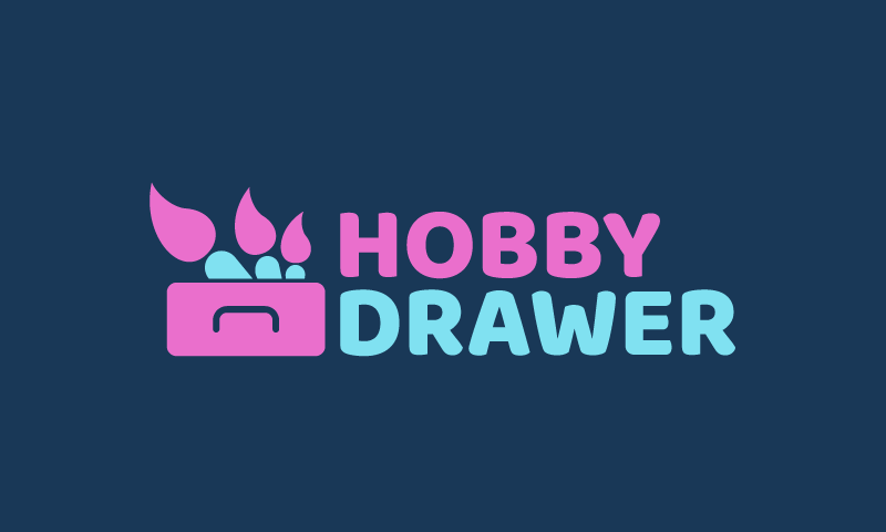 Hobbydrawer - Office supplies startup name for sale