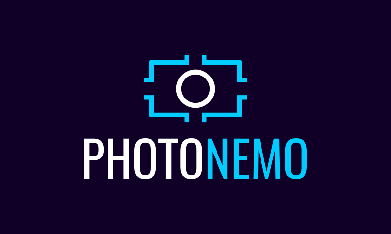 Photonemo - Photography business name for sale