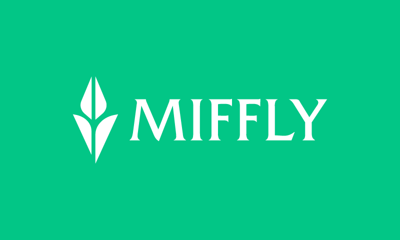 Miffly - Beauty startup name for sale