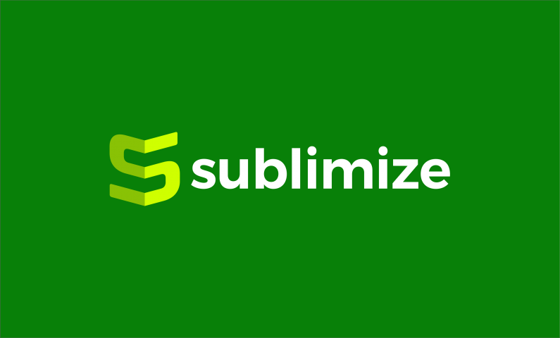 Sublimize - Energizing and optimizing domain
