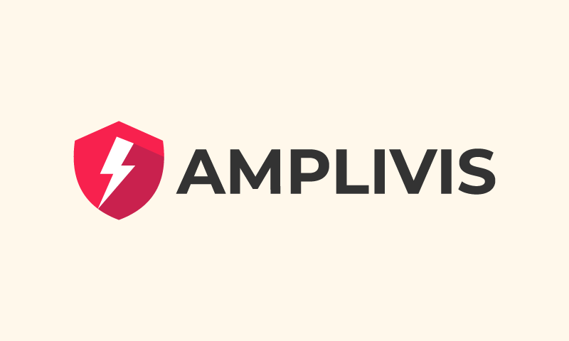 Amplivis - Technology startup name for sale