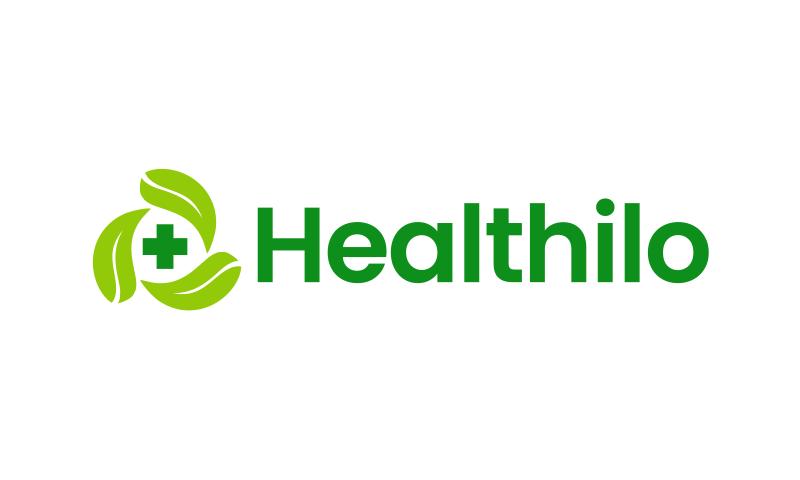 Healthilo - Health domain name for sale