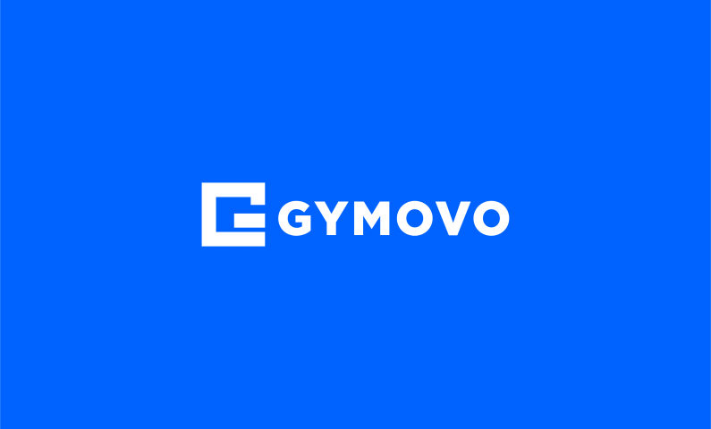 gymovo logo - Great name for a sports brand