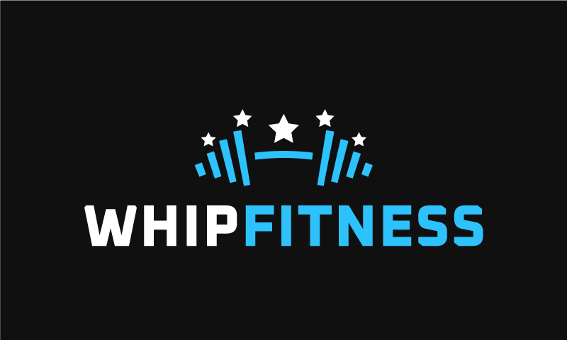 Whipfitness - Fitness business name for sale