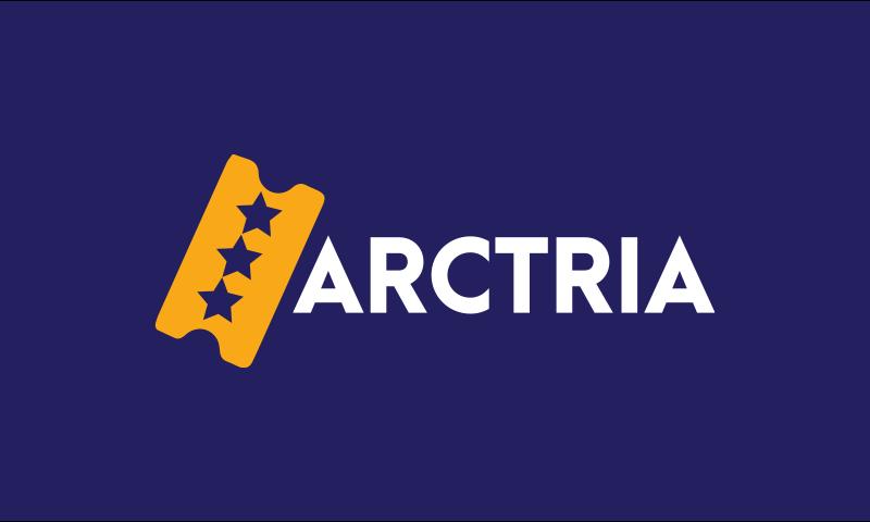 Arctria - Travel domain name for sale