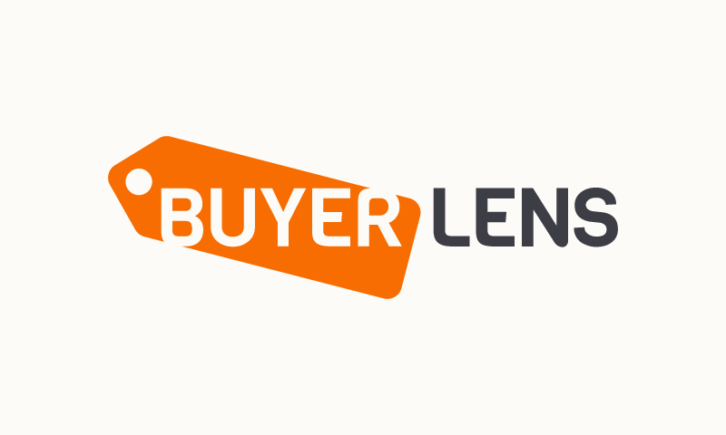 Buyerlens - E-commerce startup name for sale