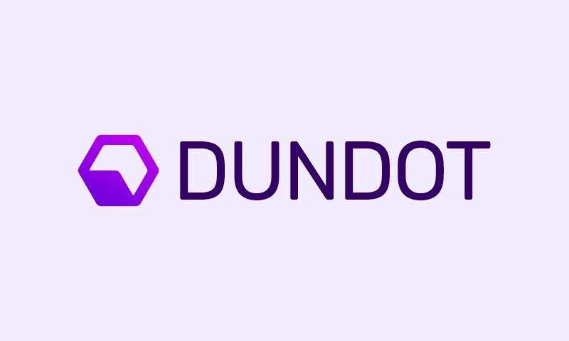 Dundot - Technology business name for sale