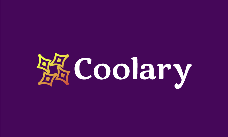 Coolary - Retail domain name for sale